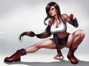 Rating: Questionable Score: 27 Tags: cameltoe cleavage dandon_fuga final_fantasy final_fantasy_vii pantsu tifa_lockhart User: Radioactive