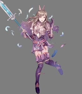 Rating: Safe Score: 10 Tags: armor fire_emblem fire_emblem_heroes fire_emblem_kakusei heels nintendo pikomaro stockings sumia thighhighs torn_clothes transparent_png weapon User: Radioactive