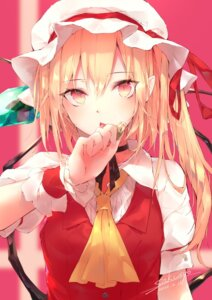 Rating: Safe Score: 15 Tags: flandre_scarlet pointy_ears sakusyo touhou wings User: Dreista