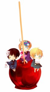 Rating: Safe Score: 6 Tags: america chibi hetalia_axis_powers japan namae united_kingdom User: yumichi-sama