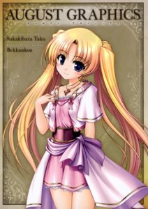 Rating: Safe Score: 45 Tags: aiyoku_no_eustia august bekkankou dress licia_de_novus_yurii User: blooregardo