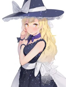 Rating: Safe Score: 63 Tags: artist_revision breast_hold ddal dress kirisame_marisa touhou witch User: Dreista