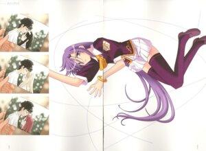 Rating: Safe Score: 5 Tags: arcueid_brunestud hisui sion_eltnam_atlasia takeuchi_takashi toono_akiha toono_shiki tsukihime type-moon User: shadow_Hiei