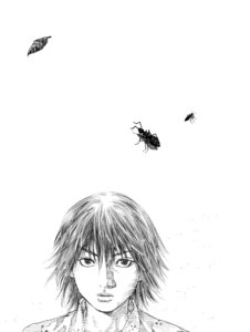 Rating: Safe Score: 3 Tags: inoue_takehiko male monochrome vagabond User: Umbigo