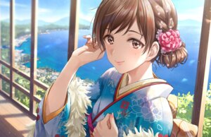Rating: Safe Score: 36 Tags: kimono nitta_minami the_idolm@ster the_idolm@ster_cinderella_girls zattape User: Mr_GT