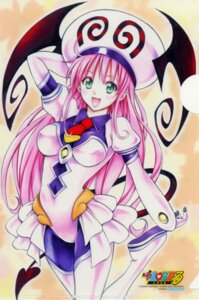 Rating: Questionable Score: 20 Tags: duplicate lala_satalin_deviluke to_love_ru yabuki_kentarou User: admin2