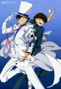 Rating: Safe Score: 5 Tags: detective_conan gun kuroba_kaito magic_kaito male ogata_hiromi User: drop