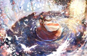 Rating: Safe Score: 46 Tags: hakurei_reimu sishenfan touhou User: charunetra