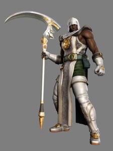 Rating: Safe Score: 5 Tags: male soul_calibur transparent_png weapon zasalamel User: Yokaiou