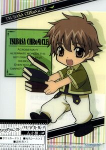 Rating: Safe Score: 8 Tags: chibi li_syaoran male tsubasa_reservoir_chronicle User: sayane