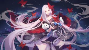 Rating: Safe Score: 26 Tags: criin dress forever_7th_capital neko wallpaper User: RyuZU