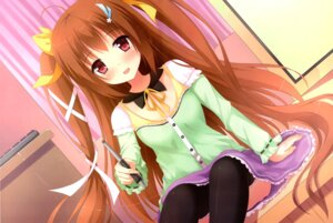 Rating: Safe Score: 18 Tags: suzuame_yatsumi tagme thighhighs User: Radioactive