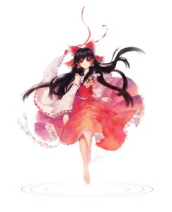 Rating: Safe Score: 27 Tags: 543 hakurei_reimu touhou User: ohenes