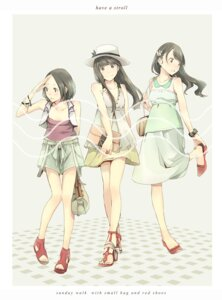 Rating: Safe Score: 25 Tags: a~chan kashiyuka nocchi perfume yoshito User: fairyren