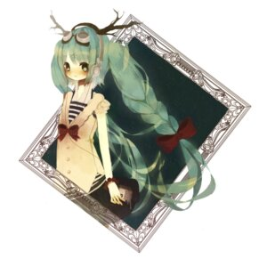 Rating: Safe Score: 6 Tags: hatsune_miku headphones meisa vocaloid User: Radioactive