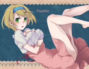 Rating: Safe Score: 29 Tags: akaya dress hetalia_axis_powers ukraine User: Amperrior