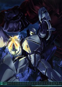 Rating: Safe Score: 14 Tags: calendar gundam mecha turn_a_gundam wada_naoya User: drop