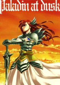 Rating: Safe Score: 8 Tags: armor erza_scarlet fairy_tail User: Brufh