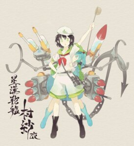 Rating: Safe Score: 11 Tags: gun kawashiro_nitori murasa_minamitsu shihou touhou uniform weapon User: Radioactive