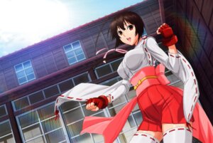 Rating: Safe Score: 27 Tags: musubi sekirei thighhighs User: Radioactive