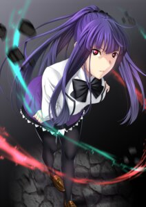 Rating: Safe Score: 20 Tags: asagami_fujino fate/grand_order kara_no_kyoukai pantyhose seifuku zaregotodukainodesi User: even4102