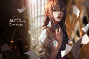 Rating: Safe Score: 57 Tags: lightofheaven makise_kurisu steins;gate User: dyj