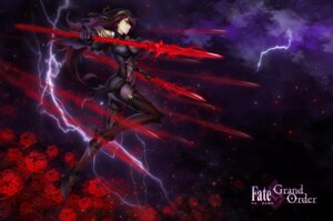 Rating: Safe Score: 41 Tags: armor bodysuit fate/grand_order heels scathach_(fate/grand_order) tagme weapon User: Radioactive