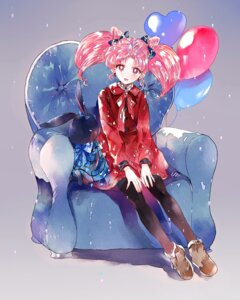 Rating: Safe Score: 33 Tags: ahma chibiusa sailor_moon thighhighs User: nphuongsun93