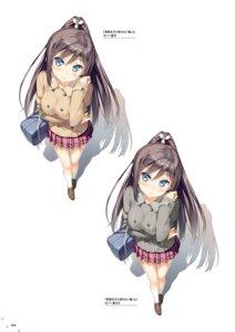 Rating: Safe Score: 16 Tags: hentai_ouji_to_warawanai_neko kantoku seifuku tsutsukakushi_tsukushi User: Twinsenzw