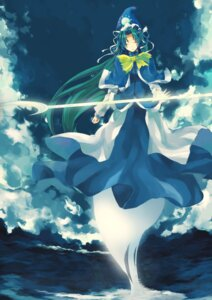 Rating: Safe Score: 5 Tags: mima rosicrucuans touhou User: Radioactive