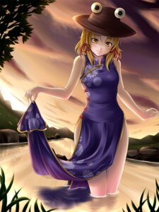 Rating: Safe Score: 28 Tags: chinadress mochi.f moriya_suwako touhou User: Mr_GT