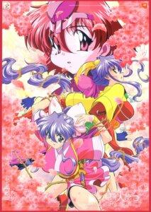 Rating: Safe Score: 5 Tags: dancing_blade momohime momotenshi takemoto_yasuhiro User: hirotn