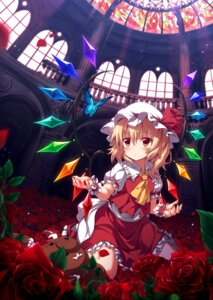 Rating: Safe Score: 1 Tags: dress flandre_scarlet touhou ugume wings User: BattlequeenYume