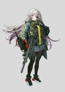 Rating: Questionable Score: 13 Tags: eyepatch girls_frontline gun pantyhose ump45_(girls_frontline) yitiao_er-hua User: Dreista