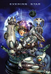 Rating: Safe Score: 13 Tags: shirow_masamune User: Wraith