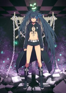 Rating: Safe Score: 9 Tags: bikini_top black_rock_shooter black_rock_shooter_(character) nayu vocaloid User: charunetra