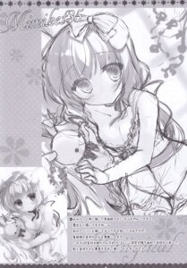 Rating: Safe Score: 8 Tags: monochrome peach_candy yukie User: Radioactive
