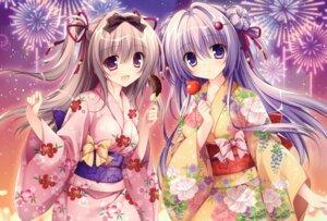 Rating: Safe Score: 24 Tags: nanaroba_hana yukata User: kiyoe