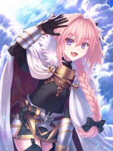 Rating: Safe Score: 41 Tags: armor fate/apocrypha fate/grand_order fate/stay_night kaina_(tsubasakuronikuru) rider_of_black_(fate/apocrypha) stockings thighhighs User: Mr_GT