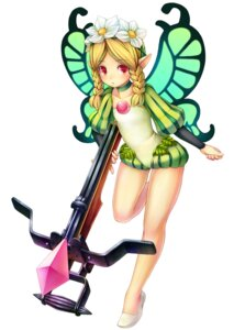 Rating: Safe Score: 25 Tags: fairy mercedes namaru odin_sphere pointy_ears weapon wings User: charunetra