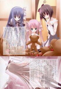 Rating: Safe Score: 5 Tags: duel_dolls tinkle User: syaoran-kun