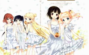 Rating: Safe Score: 52 Tags: alice_cartelet crease dress hara_yui inokuma_youko kin'iro_mosaic komichi_aya kujou_karen oomiya_shinobu User: yong