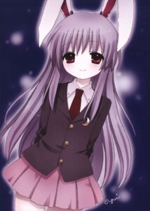 Rating: Safe Score: 24 Tags: animal_ears bunny_ears reisen_udongein_inaba touhou yui User: konstargirl