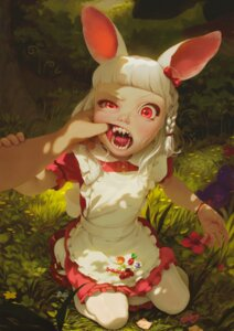 Rating: Safe Score: 11 Tags: alke animal_ears bunny_ears maid pantyhose User: Mr_GT