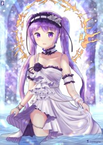 Rating: Safe Score: 26 Tags: chinchongcha dress euryale_(fate/grand_order) fate/grand_order wet User: Mr_GT