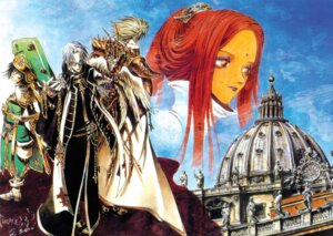 Rating: Safe Score: 3 Tags: abel_nightroad cain_nightroad seth_nightroad thores_shibamoto trinity_blood User: Radioactive