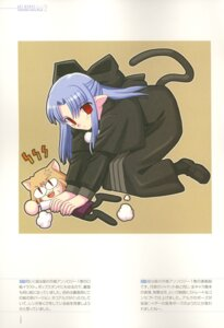 Rating: Safe Score: 4 Tags: len neko_arc takeuchi_takashi tsukihime type-moon User: shadow_Hiei