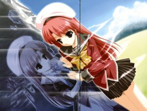 Rating: Safe Score: 14 Tags: boy_meets_girl fixme gap seifuku shintarou tsubasa_miu User: midzki