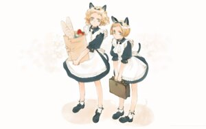 Rating: Safe Score: 8 Tags: animal_ears littlewitch nekomimi oyari_ashito wallpaper User: Radioactive
