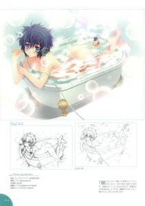 Rating: Questionable Score: 15 Tags: ass bathing carnelian headphones naked para-sol root yatabe_miu User: WtfCakes